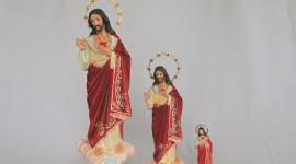 Pan Jezus z Sercem