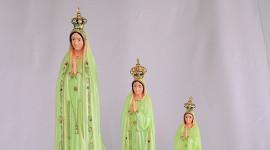 Matka Boża Fatimska (świecąca)